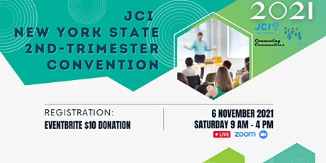 2nd Session & Election Convention tickets