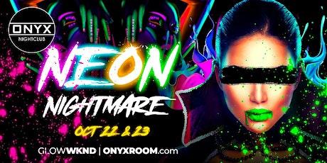 Neon Nightmare October 23rd tickets