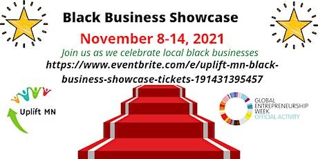 Uplift MN Black Business Showcase tickets