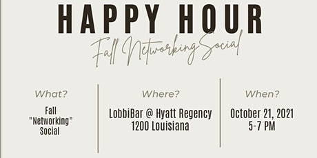 Women Professionals in Government Fall Networking Happy Hour tickets