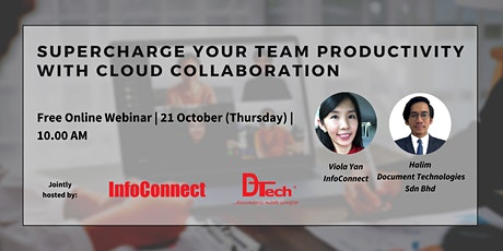 Supercharge Your Team Productivity with Cloud Collaboration! tickets