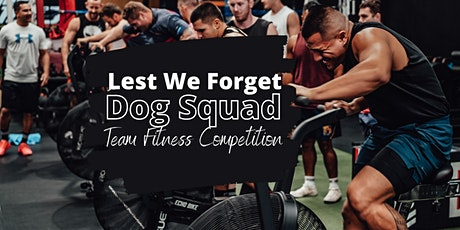 Lest We Forget -  Team Fitness Competition tickets
