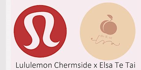 Lululemon Chermside x Elsa Breast Cancer Charity Sweat tickets