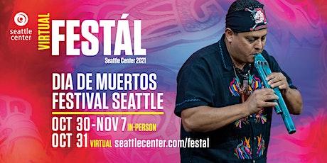 Seattle Center Festál: Dia de Muertos Festival Seattle tickets