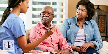 Understanding Alzheimer's and Dementia tickets