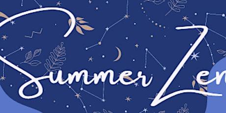 Summer Zen tickets