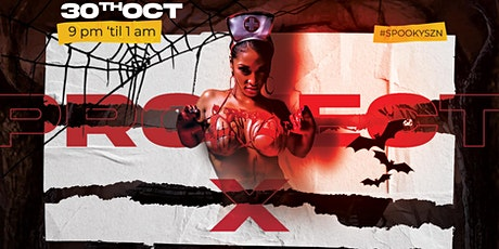 PROJECT X  || THE HBCU HALLOWEEN BLOC PARTY tickets