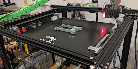 Introduction to 3D Modeling and Printing tickets
