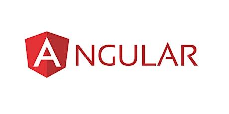 Weekends Angular JS Training Course for Beginners Santa Clara tickets