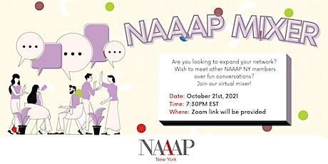 NAAAP NY Fall Mixer tickets