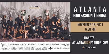 ATLANTA HIGH FASHION | BRIDAL 2021 tickets