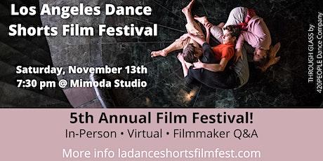 LA Dance Shorts Film Fest! tickets