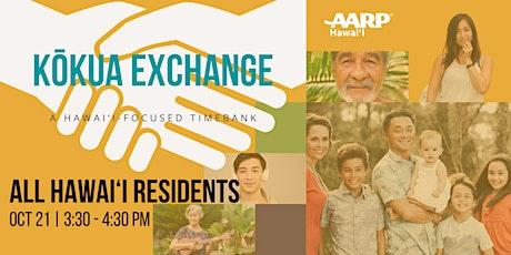 Kōkua Exchange - All Hawai'i Residents tickets