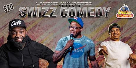 Swizz Comedy - Headliner Insane Wayne tickets