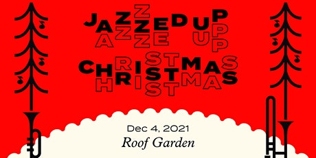 Jazzed Up Christmas tickets