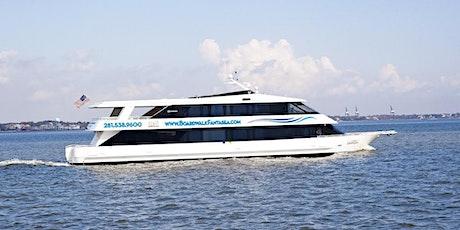 The W.A.V.E.: 4th Anniversary Impulse Group Houston Boat Party tickets