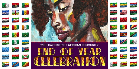Wide Bay District African Community End of Year Celebration tickets