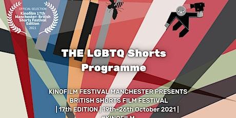 Kinofilm Presents: LGBTQ + Short Film Showcase (Cert 15) tickets