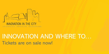 Innovation & The Future in SA tickets