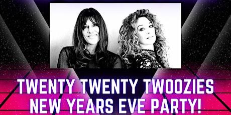 Chantoozies 'Twenty Twenty Twoozies - New Years Eve Party!' tickets