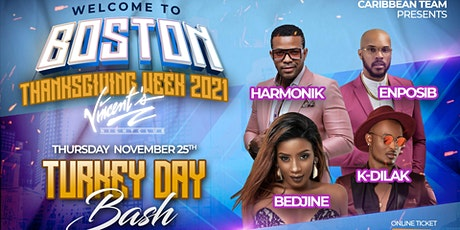 Thanksgiving day bash Harmonik / Enposib / Bejine and Kdilak tickets