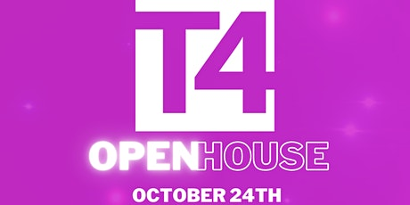 Poetix University | T4 Open House tickets