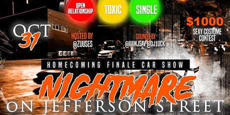 Nightmare On Jefferson Street (Car Show/Party) tickets