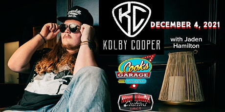 Kolby Cooper With Jaden Hamilton tickets