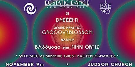 Ecstatic Dance! w/ BAE tickets