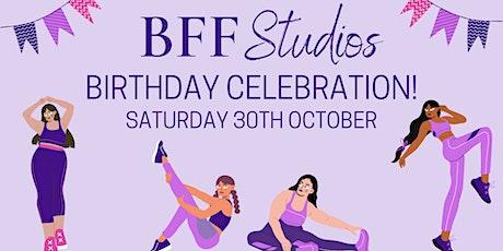 BFF Studios Birthday Celebration tickets