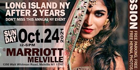 NY DulhanExpo Bridal Expo • Oct.24 @ Melville Marriott, NY • FREE ADMISSION tickets