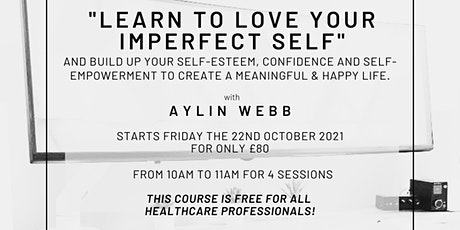 Learn to Love Your Imperfect Self tickets