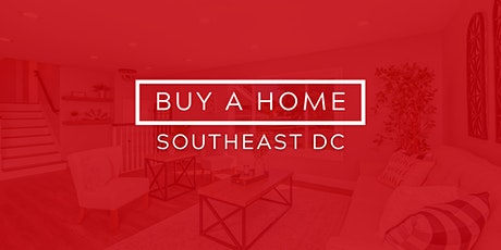 How to buy a home in Southeast DC with No Money Down tickets