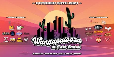 WANGAPALOOZA tickets