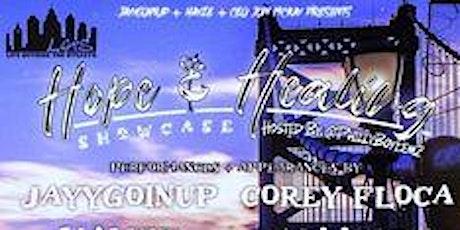 Hope & Healing Showcase tickets