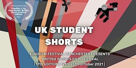 UK Students Short Films tickets