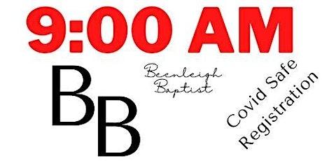 9 AM BDBC Worship Service 24th October 9 AM tickets