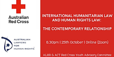 International Humanitarian Law & Human Rights Law:Contemporary Relationship tickets