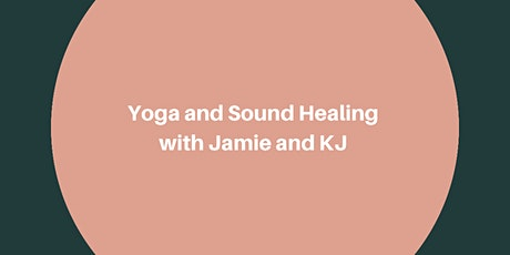 Yoga and Sound Healing tickets