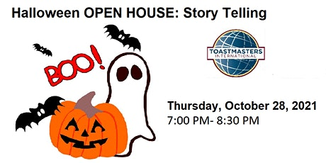 Halloween OPEN HOUSE: Story Telling tickets
