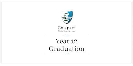 Craigslea State High School  2021 Year 12 Graduation tickets