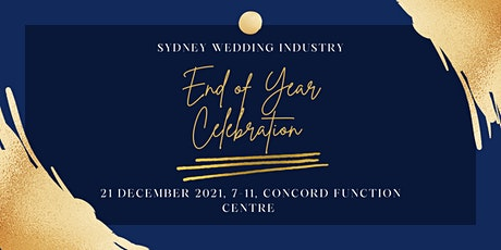 Industry end of year party tickets