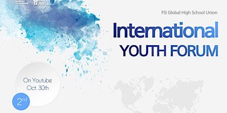 FSI's 2nd International Youth Forum tickets