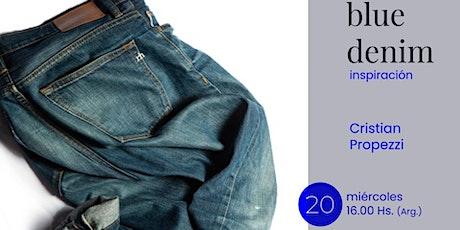 BLUE DENIM Inspiración  - Introducción al mundo del Jeanswear boletos