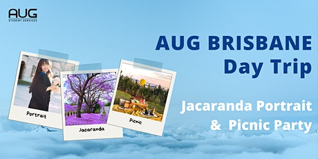 [AUG Brisbane] Day Trip - Jacaranda Picnic tickets