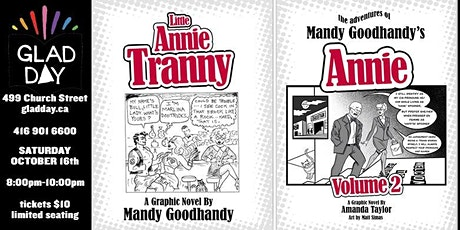 Mandy Goodhandy's Book Launch & Concert tickets