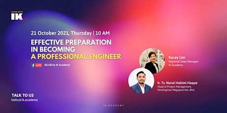 Effective Preparation in becoming a Professional Engineer! tickets