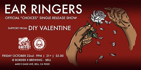 """Ear Ringers - """"Choices"""" Release Show tickets"""