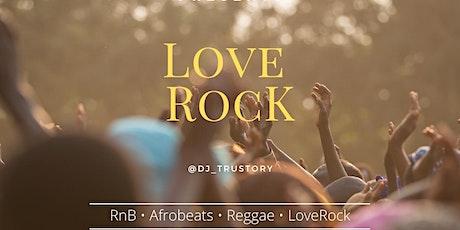 "SELVAREY RUM X NUBIA LOUNGE PRESENTS ""LOVE ROCK"" tickets"