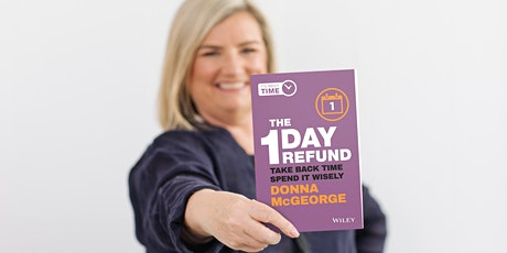 The One Day Refund Book Launch - High Tea tickets